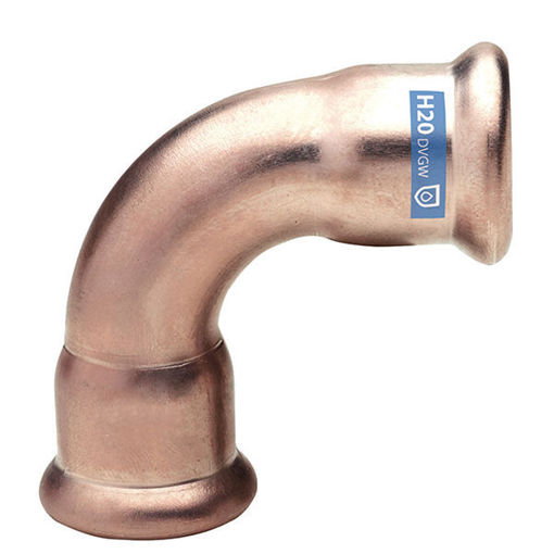 Copper Press 90 Elbow