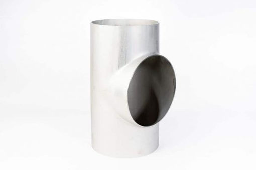 Picture of 154 x 84mm Stainless Pulled Tee 304