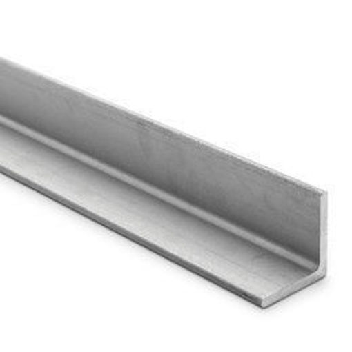 Picture of 50mm x 50mm x 3mm Stainless Angle 304