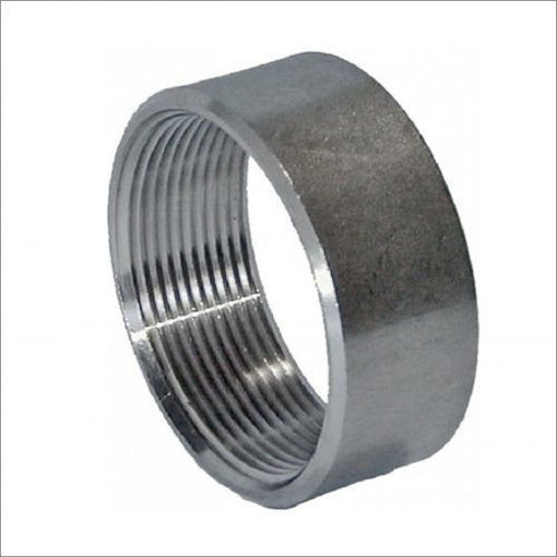 """Picture of 1/2"""" NPT """"3K"""" Stainless Half Socket"""