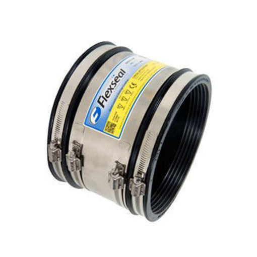 Picture of 144-160 x 110-122 Flexseal Coupling