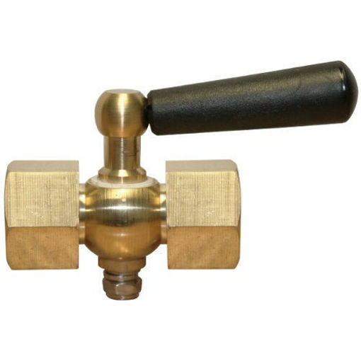 Picture of 15nb Brass Gauge Cock
