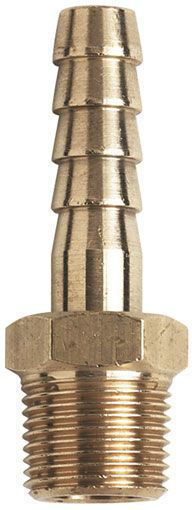 Picture of 8x6 Brass Hose Adaptor