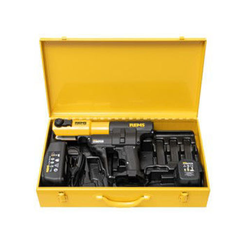 Picture of Rems Akku Press ACC Basic Pack c/w Spare Battery